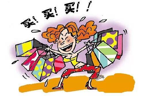 病症四:衣柜里面堆积成山,漂亮衣服见就买单!图片