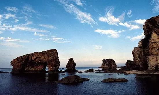 海王九岛位于长海县长山列岛东北端,北距庄河南15海里,东至鸭绿江口