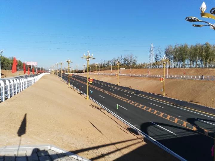 葫芦岛外环路正式通车 途径三个县(市)区